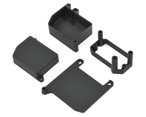 HB Racing E817/E817T Electronics Mount Set