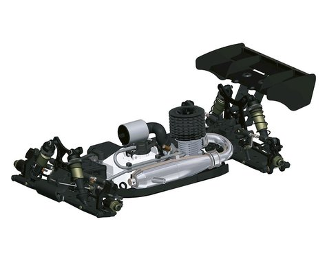 HB Racing D819 1/8 Off-Road Nitro Buggy Kit