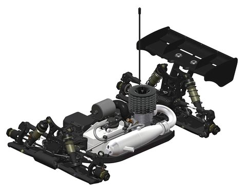 HB Racing D819RS 1/8 Off-Road Nitro Buggy Kit
