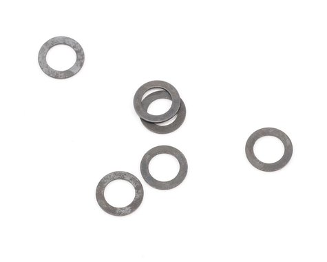 HB Racing Washer 5x8x0.5mm: D8