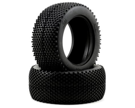 HB Racing Block 1/8 Truggy Tire (2) (Pink)