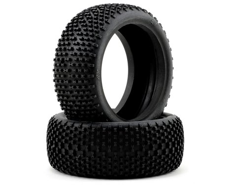 HB Racing Khaos 1/8 Buggy Tire (2) (Pink)
