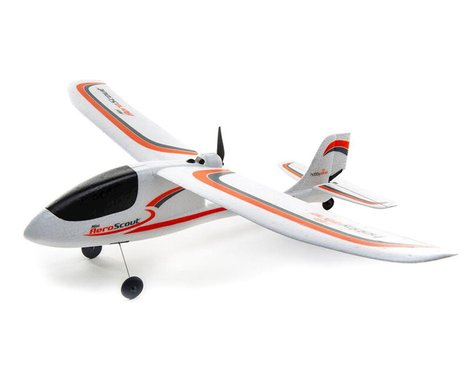 HobbyZone Mini AeroScout RTF Electric Airplane (770mm)