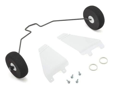HobbyZone Cub Landing Gear w/Tires