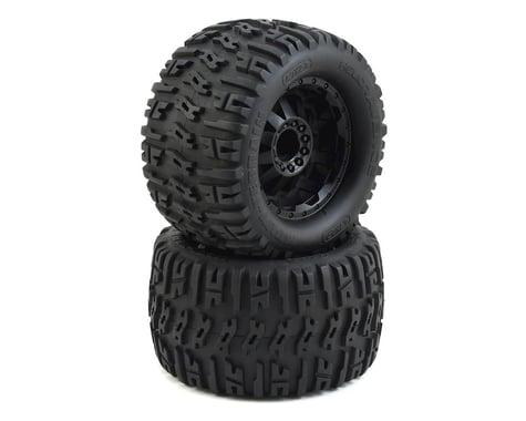 "Helion 12mm Hex Avenge 10MT 2.8"" Mounted Wheel & Tire Set"