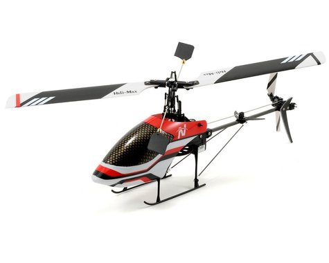 Heli-Max NOVUS 125 CP 2.4Ghz Micro RTF Helicopter w/TAGS (Collective Pitch)