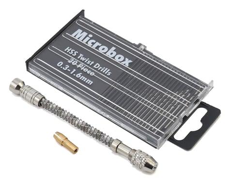 Hyperion Manual Pocket Hand Drill Set