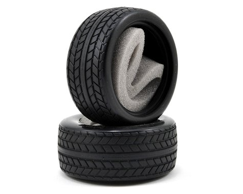 HPI Vintage Performance Tire (D Compound) (2) (26mm)