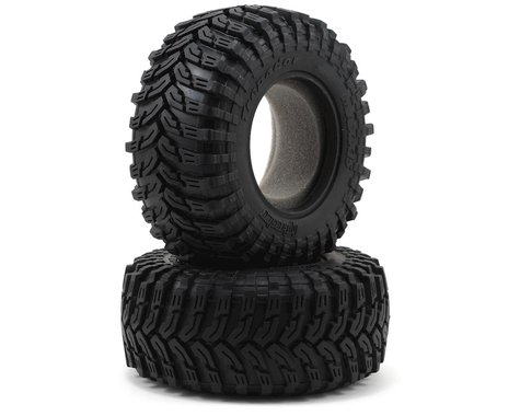 HPI Maxxis Trepador Belted Scale Short Course Tire (2) (D)