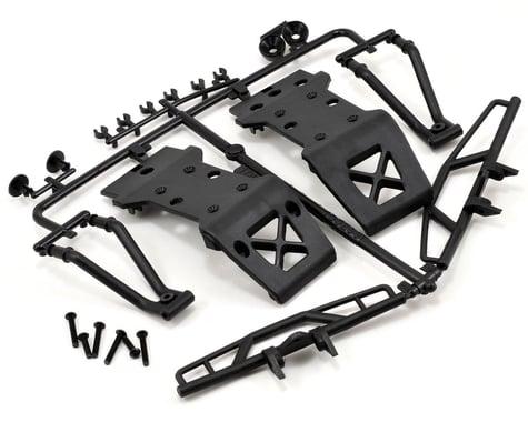 HPI Bumper & Skid Plate Set