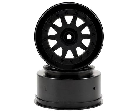 HPI 12mm Hex MK.10 V2 Short Course Wheels w/4.5mm Offset (Black) (2)