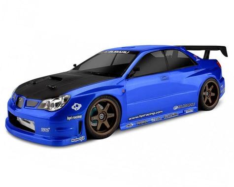 HPI PROVA Impreza Clear Body (200mm)