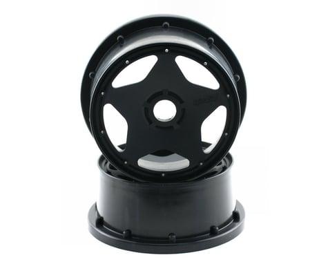 HPI Baja 5B Super Star Front Wheel (120x60mm) (Black)