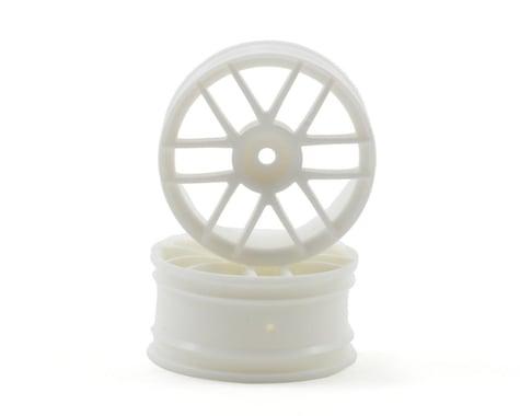 HPI 12mm Hex 26mm Split 6 Wheel (2) (White)
