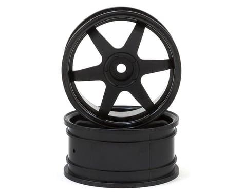 HPI 26mm TE37 Touring Car Wheel (Black) (2) (3mm Offset)