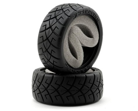 HPI 26mm X-Pattern Radial Tire (D-Compound) (2)