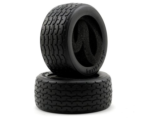 HPI Vintage Racing Tire (D-Compound) (2) (26mm)