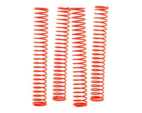 HPI Shock Spring 14.4x117x1.2mm (Red) (4)
