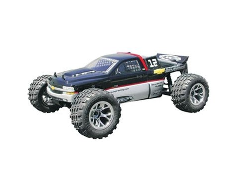 HPI Chevy Silverado Truck Body, Clear: NMT,ESAV