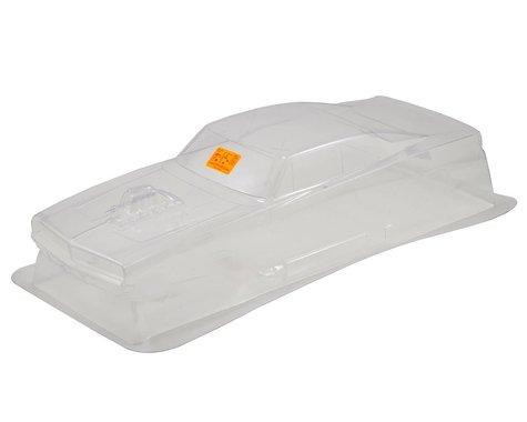 HPI 1969 Dodge Charger Monster Truck Body (Clear)