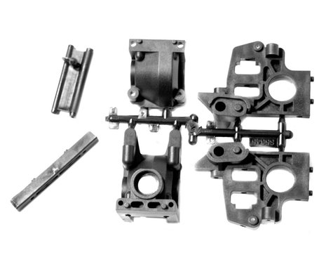 HPI Gear Box / Bulk Head Set