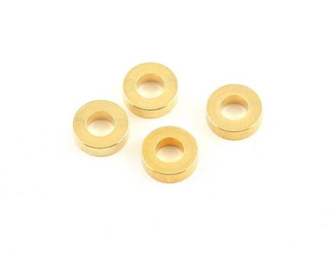 HPI Washer, 5x10x3mm, Brass (4) (Savage/Savage X)
