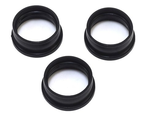 HPI 23x29x12mm Baja 5B Silicone Exhaust Coupling (3)