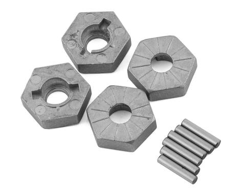 HPI Hex Wheel Hub 17mm (Silver)
