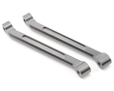 HPI Heavy Duty 7075 Aluminum Rear Shock Mount Brace (Gunmetal) (2)