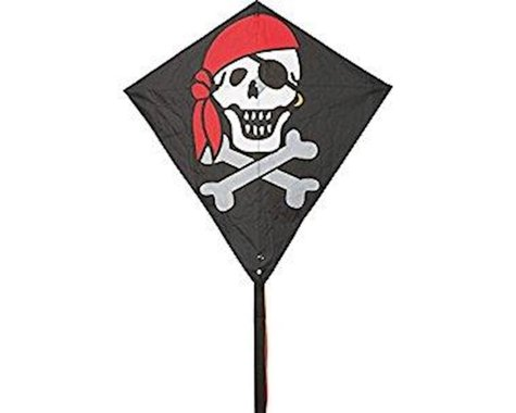 "HQ Kites Eddy Jolly Roger Kite, 28"""