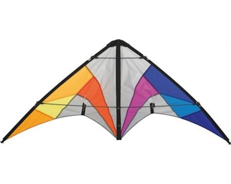 HQ Kites 11234615 Quickstep II Chroma Beginner Sport Kite