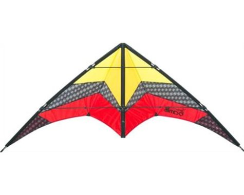 HQ Kites and Designs 112380 Limbo II Kite, Lava