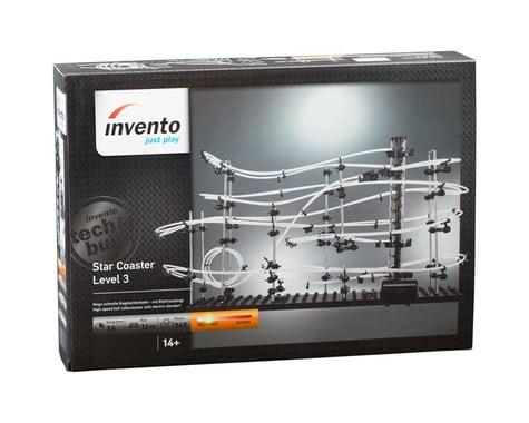 HQ Kites 501923 Spacerail - Level 3 - Steel Ball Roller Coaster Set