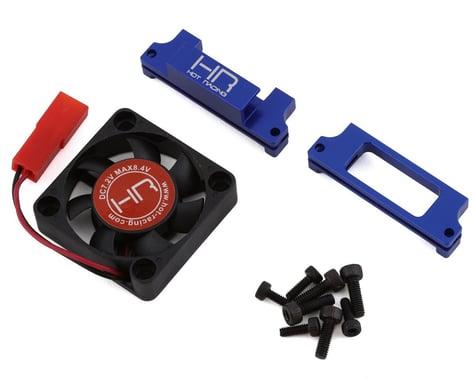 Hot Racing Velineon VXL-3s ESC Heat Sink w/High Velocity Fan