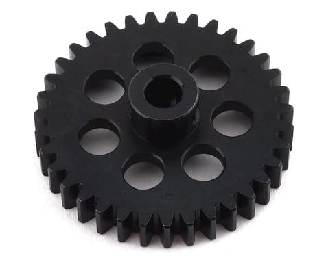 Hot Racing Steel Mod 1 Pinion Gear w/5mm Bore (35T)