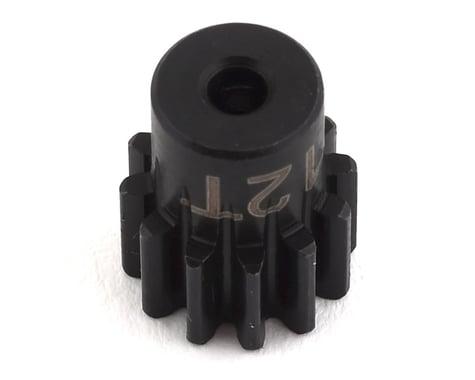 Hot Racing Steel 0.6 Module Pinion Gear (12T) (2mm Bore)