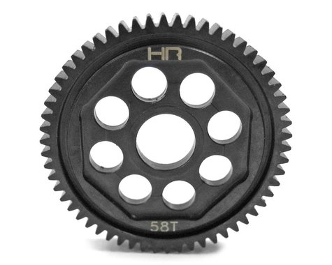 Hot Racing Steel Main Gear 48P 58T Mini 8ight