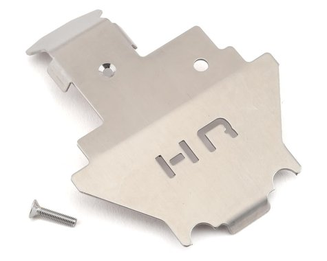 Hot Racing TRX4 Stainless Steel Center Skid Plate Armor