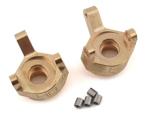 Hot Racing Axial SCX24 Brass Front Steering Knuckle (2)
