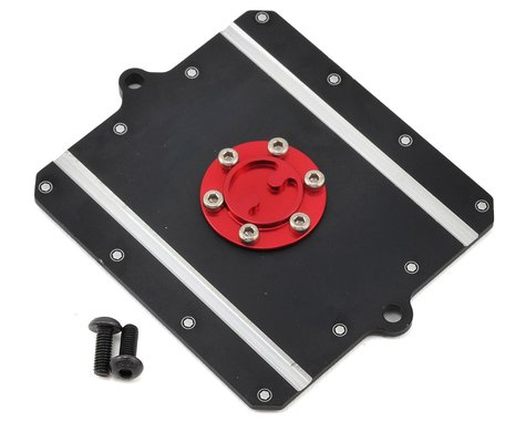 Hot Racing Yeti Fuel Cell Replica Receiver Box Lid