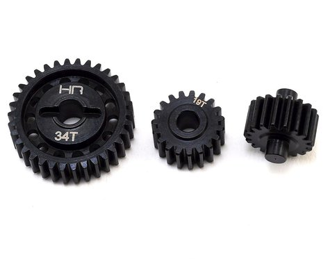 Hot Racing Axial Yeti XL Steel Center Gear Set