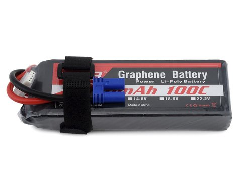 HRB 3S 100C Graphene LiPo Battery (11.1V/5000mAh)