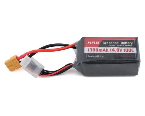 HRB 4S 100C Graphene LiPo Battery (14.8V/1300mAh)