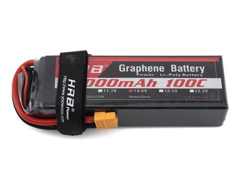 HRB 4S 100C Graphene LiPo Battery (14.8V/5000mAh)