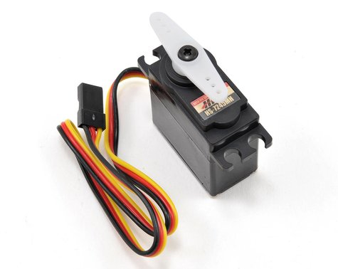 "Hitec HS-7245MH Hi-Voltage ""Hi-Torque"" Metal Gear Digital Mini Servo"