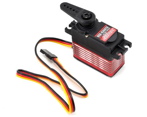 Hitec HSB-9360TH High Speed Brushless Titanium Gear Servo w/PAD (High Voltage)