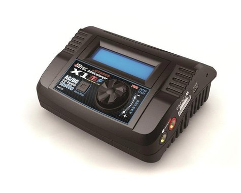 Hitec X1 MF 80-Watt AC/DC Charger