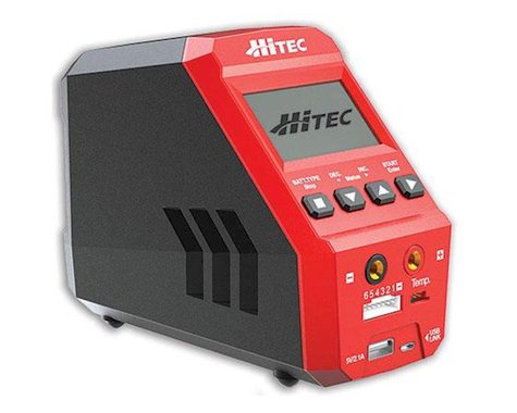 Hitec RDX1 AC/DC Battery Charger/Discharger