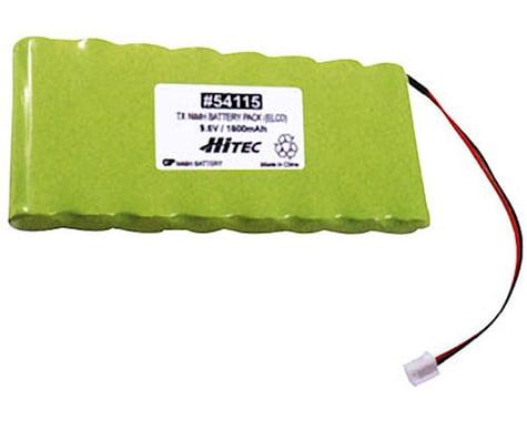 Hitec NiMH Flat Pack Transmitter Battery (9.6V/1600mAh)