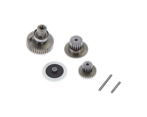 Hitec 55380 HSB-9360TH Titanium Gear Set